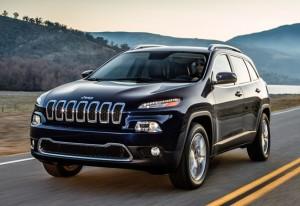 Siguranta si putere cu noul Jeep Cherokee