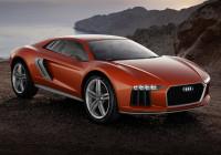 Alte 11 noi modele Audi ?