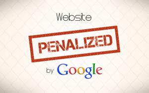 De ce Google penalizeaza un site ?