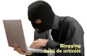 Ce fac atunci cand articolele mele sunt furate de alte site-uri?