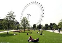 Spend your weekend in London as a real Briton