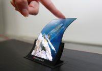 Display-urile flexibile OLED de la LG