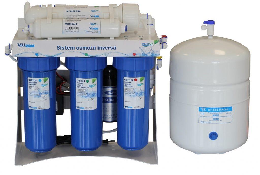 Cum poti sa filtrezi apa necesara pentru consum?