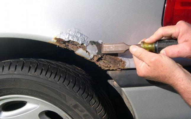 Cum iti protejezi masina de rugina?