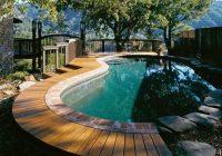 Care este forma ideala pentru o piscina in curtea casei?