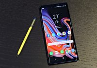 De ce Samsung Galaxy Note 9 se inchide pe cont propriu atunci cand nivelul bateriei scade?