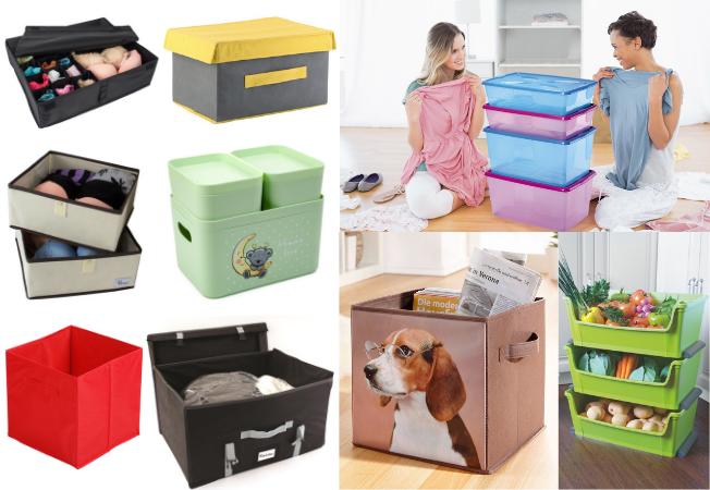 Cum alegeti cutiile de plastic pentru acasa?