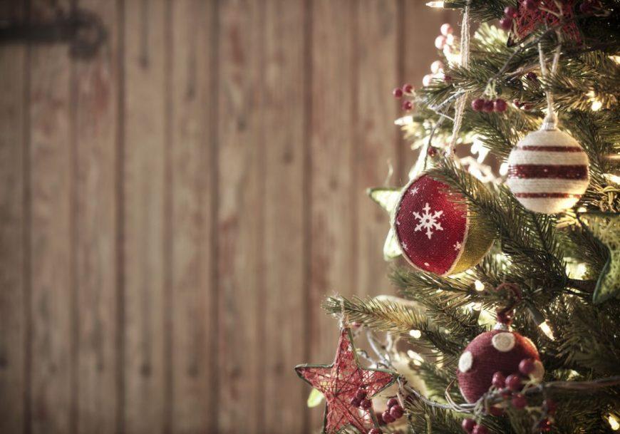 Decorațiuni hand-made pentru bradul de Crăciun
